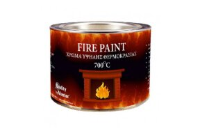 FIRE PAINT BLACK 150ml